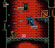 Batman Return of The Joker NES Ingame