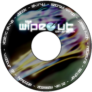 The Wipeout Generation - CD Label Screenshot