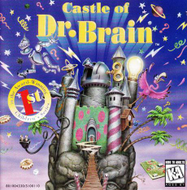 Castle of Dr.Brain - Box art Screenshot