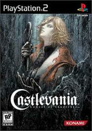 Castlevania Lament of Innocent PS2 Box