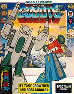 Challenge Of The Gobots - Speccy