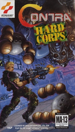 Contra Hard Corps Genesis cover Screenshot