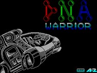 D.N.A. Warrior - Loading Screen - Speccy