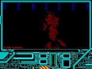 Denizen - Loading - ZX Spectrum