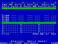 Digital Music Maker - ZX Spectrum