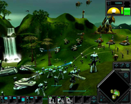 Dark Reign 2 - Ingame 1 Screenshot