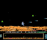 Dropzone NES ingame Screenshot