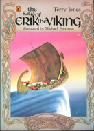 Erik The Viking Book cover Screenshot