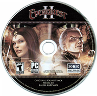 Everquest II CD SoundTrack Screenshot