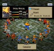 Final Fantasy Tactics PS Ingame 2