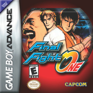 Final Fight One GBA cover Screenshot