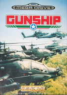 Gunship (Mega Drive) Screenshot