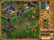 Heroes of Might & Magic 4 PC Ingame