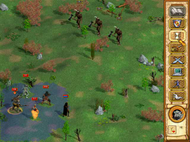 Heroes of Might & Magic 4 PC Ingame 1