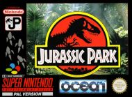 Jurassic Park (SNES) Screenshot