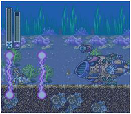 Mega Man X: Ingame 1 (SNES) Screenshot