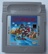 Super Mario Land - Cartridge - Game Boy Screenshot