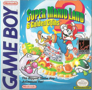 Super Mario Land 2 - Box - Game Boy