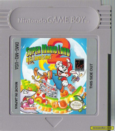 Super Mario Land 2 - Cart - Game Boy