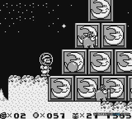 Super Mario Land 2 - Ingame 2 - Game Boy