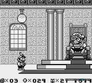 Super Mario Land 2 - Ingame 7 - Game Boy