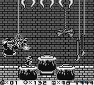 Super Mario Land 2 - Ingame 8 - Game Boy