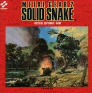 Metal Gear 2: Solid Snake (OST) Screenshot