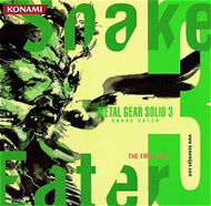 MGS3: Snake Eater: The First Bite (OST)