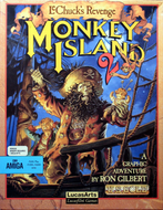 Monkey Island 2: LeChuck's Rev. (Amiga) Screenshot