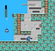 Mega Man 1 - Game Screenshot - NES