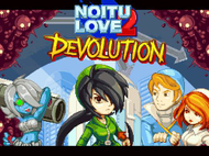 Noitu Love 2 title screen