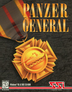 Panzer General Screenshot