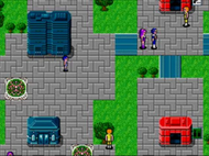 Phantasy Star II Genesis ingame 1 Screenshot