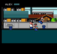 River City Ransom NES Ingame Screenshot