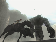 Shadow of the Colossus - Come to daddy!