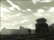Shadow of the Colossus - Old walls