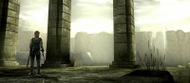 Shadow of the Colossus: Sunset in temple