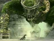 Shadow of the Colossus - Second Colossus