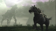 Shadow of the Colossus - Fourth colossus