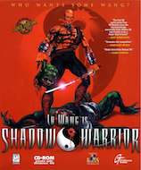 Shadow Warrior (PC cover)