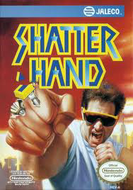 Shatter Hand (NES) Screenshot