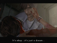 Silent Hill 4: The Room - PS2 - ingame 2 Screenshot