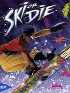 Ski or Die Screenshot
