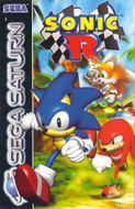 Sonic R Saturn box cover Screenshot