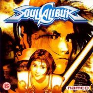 Soul Calibur DC Cover