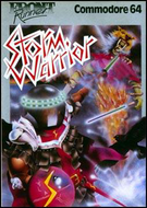 Storm Warrior c64 Box