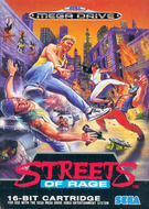 Streets of Rage (Mega Drive) Screenshot