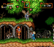 Super Ghouls n Ghosts SNES Ingame3
