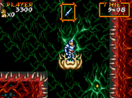 Super Ghouls n Ghosts SNES Ingame5