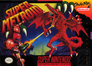 Super Metroid Cover Screenshot